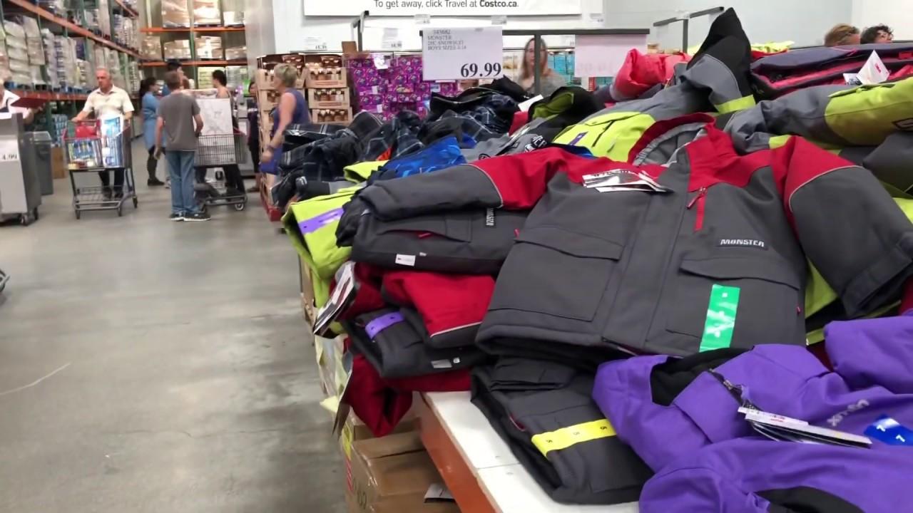 Mùa đông Canada mua quần áo như thế nào để chịu được cái lạnh âm vài chục độ?