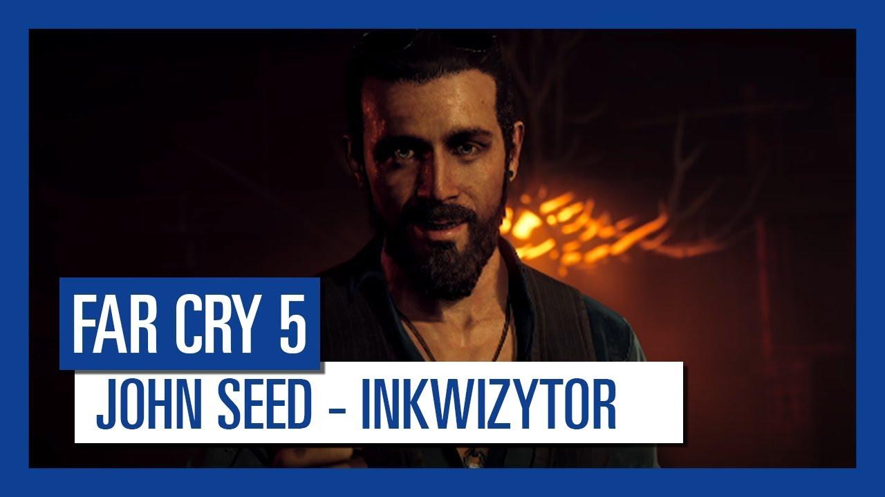 Far Cry 5: John Seed – Inkwizytor | Charakterystyka postaci |