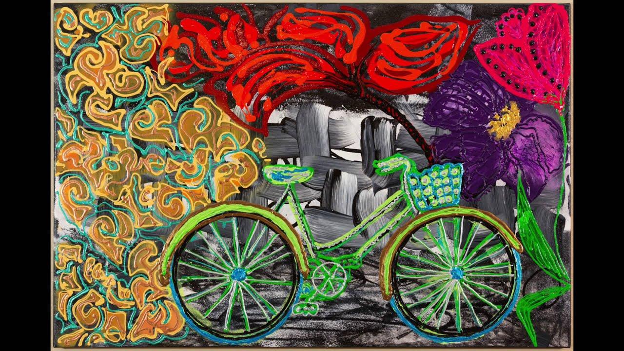 Graffiti art for sale canada - Honeycyclelove Art Show Sale Fredericton New Brunswick Canada