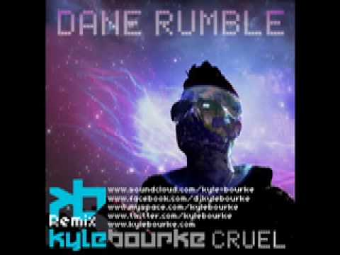 Dane Rumble - Cruel - YouTube