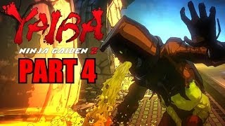Yaiba: Ninja Gaiden Z Walkthrough Part 4 Xbox 360 Gameplay Review With Commentary