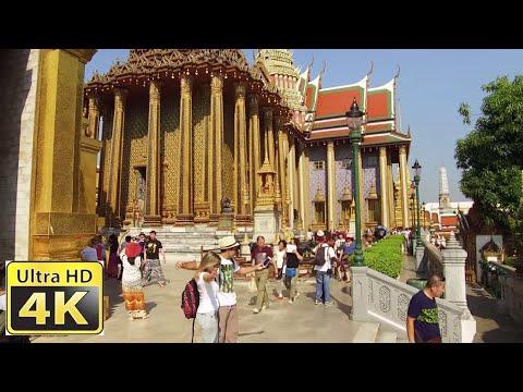 Wat Phra Kaew Thailand / amazing 4k video ultra hd DJI Osmo+