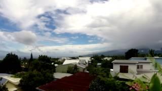 timelapse/06.03.2015/ligne des bambous/clouds/gopro/Reunion Island