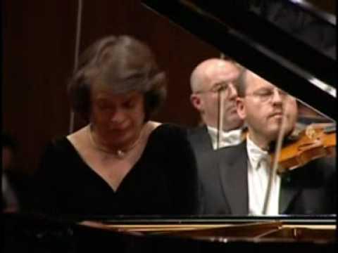 Brahms: Piano concerto No.2 I.Allegro ma non troppo, Elisabeth Leonskaja, PART I.
