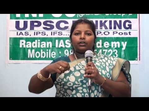 Radian IAS Academy ECEC Education TET and TNPSC Students Interview