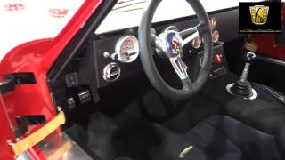 1965 Shelby Daytona Replica - #201-ndy - Gateway Classic Cars - Indianapolis