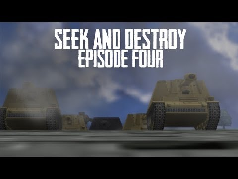 Seek and Destroy-Episode Four: Liberation