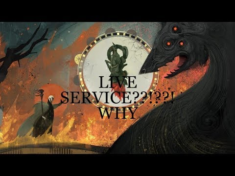Dragon Age 4 Live Service (It Like Anthem With Dragons)
