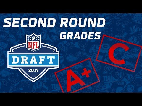 2nd Round NFL Draft Grades | Bucky Brooks & Lance Zierlein | 2017 NFL Draft