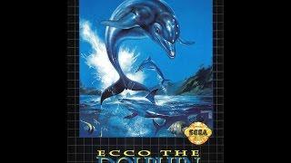 Ecco the Dolphin Прохождение (Sega Rus)