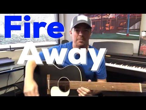 Fire Away | Chris Stapleton | Guitar Lesson w/ Tips