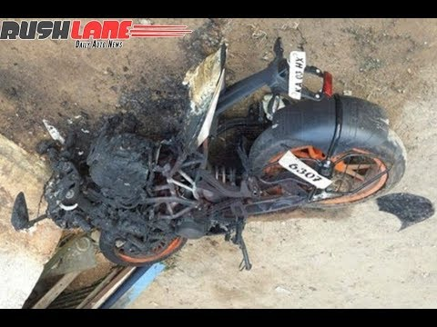 KTM RC390 An Accident Prone Bike???