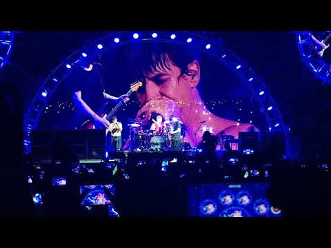 City of Angels Red hot chili peppers Roma 2017