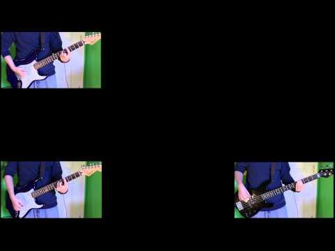 Stephen Swartz - Bullet Train Ft. Joni Fatora (Guitar and Bass Cover)