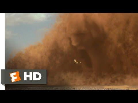 The Mummy (7/10) Movie CLIP - Imhotep Creates a Killer Sandstorm (1999) HD