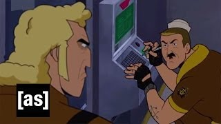 S.P.H.I.N.X. Infiltration | The Venture Bros. | Adult Swim