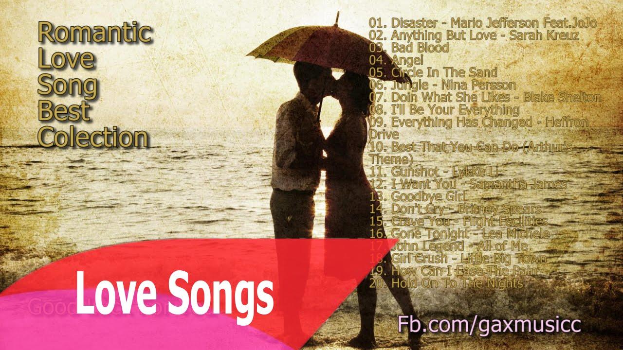 beautiful romantic songs