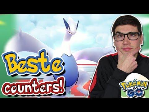 Download Youtube: BESTE COUNTERS & MOVES voor LUGIA in Pokémon GO! (Nederland) - m/ Soeren!