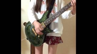 ガゼット hesitating means death 弾いてみた the GazettE guitar cover ギター