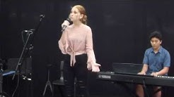 "Brooke performs ""When the party's over"" // Year 12 Music // Southern Cross Townsville"