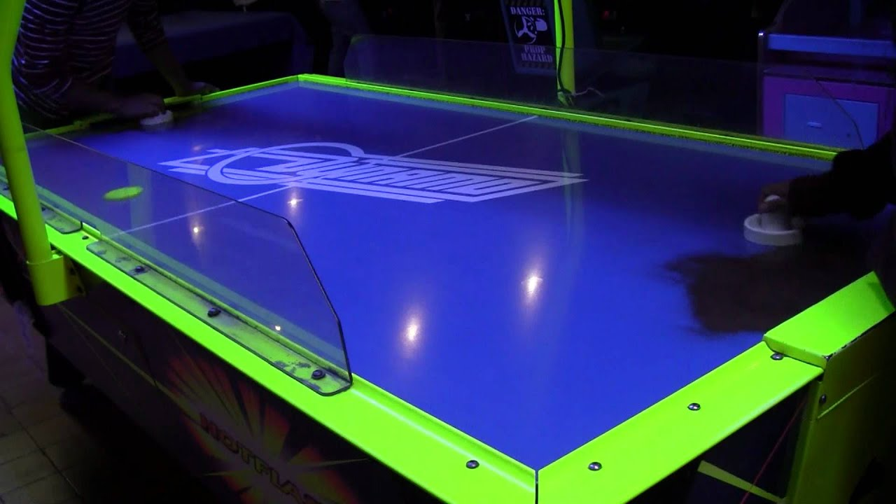 Hockey de mesa youtube - Mesa de hockey de aire ...