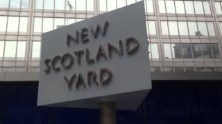 SCOTLAND YARD - LONDON,ENGLAND - [TRUE CRIME STORIES][UK]