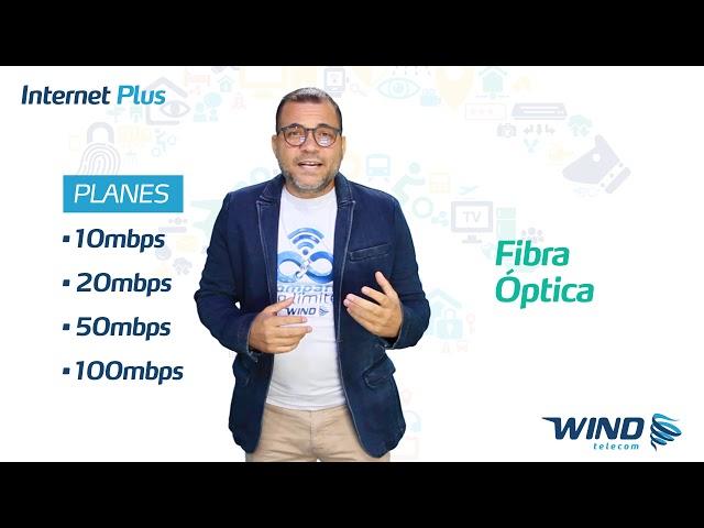 Internet Plus Wind Telecom