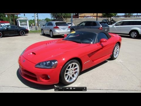 2003 Dodge Viper SRT-10 Start Up, Exhaust, and In Depth Review