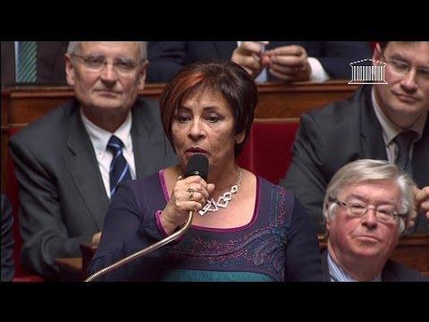 L'UMP Marie-Christine Dalloz confond