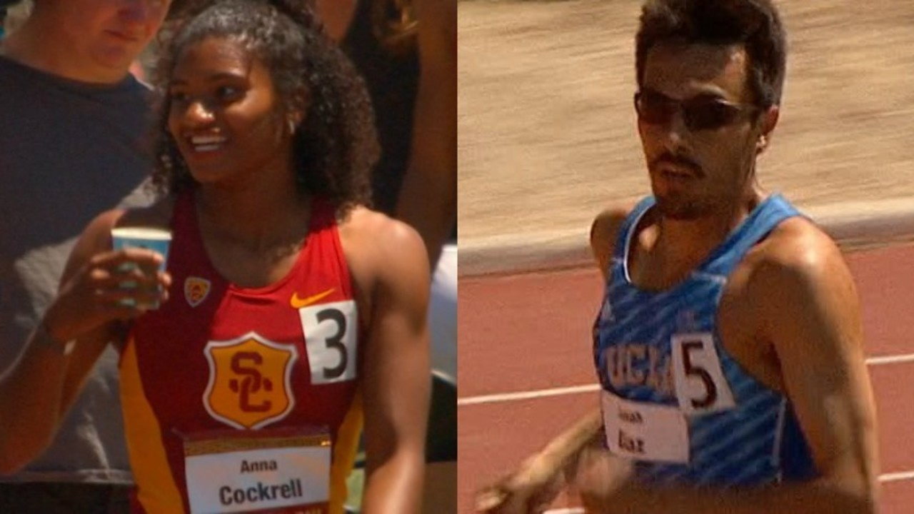 usc vs ucla 2013 track meet
