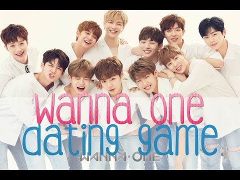 Wanna One Dating Game (School Version)