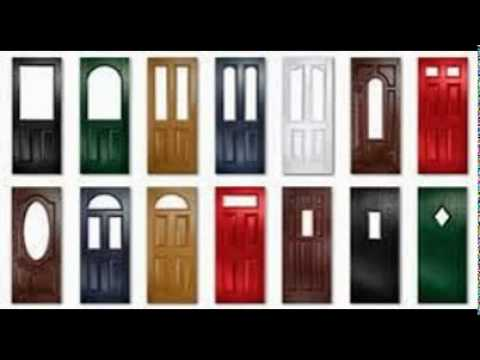 upvc doors - YouTube