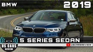 2019 BMW 5 SERIES SEDAN Review
