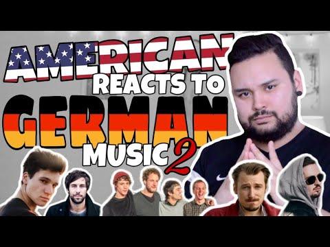 American REACTS  German  2