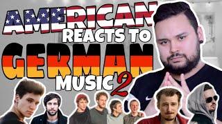 American REACTS // German Music 2
