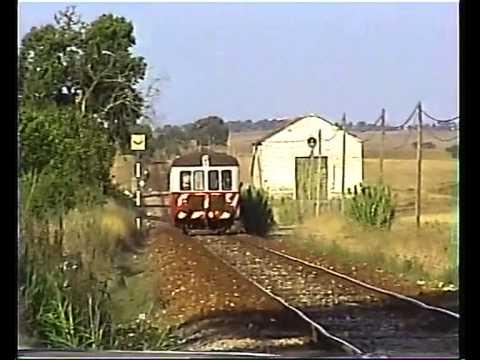 CP 0100 Nohab ou TGV Alentejano 2001 - 2006