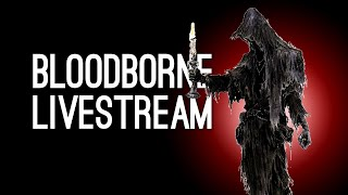 Bloodborne Gameplay: Luke Plays Bloodborne for the First Time - SHADOW OF YHARNAM & DARKBEAST PAARL