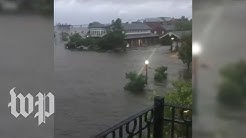 Hurricane Florence makes landfall: Capital Weather Gang's forecast