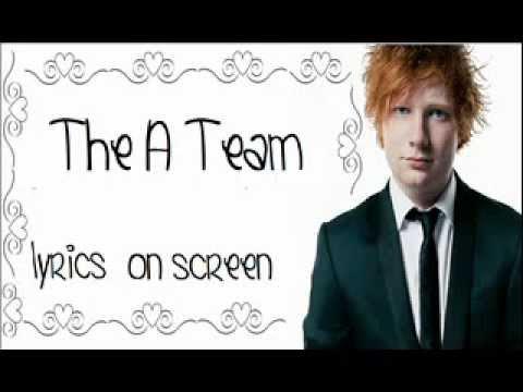 the a team lyrics