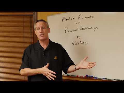 E Wallets, Payment Gateway, Merchant Account