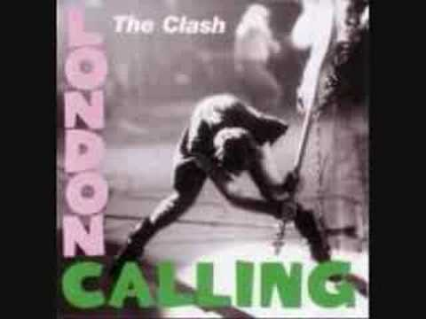 The Clash Spanish Bombs