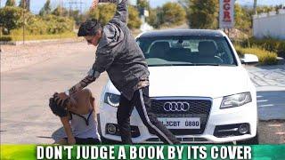DON'T JUDGE A BOOK BY ITS COVER   Rhythm Jasrotia
