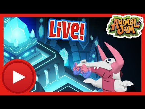Temple of the Ancients Live Stream! | Animal Jam
