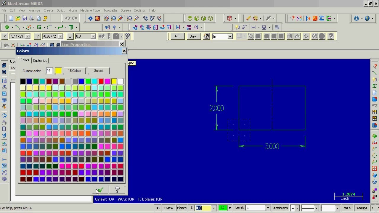mastercam how to assign objects to levels youtube rh youtube com Mastercam Desktop Mastercam Training