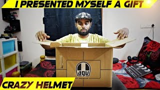 Unboxing My 52,000/- Rs AGV Helmet 💥 - Am I  Wasting Money ?
