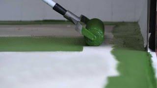 Peinture antidérapante | Sécuriser un sol intérieur | Vidéo application