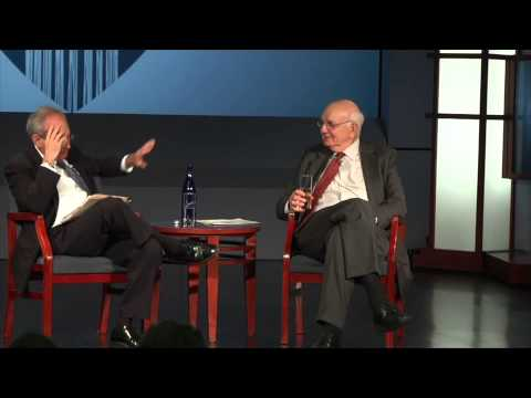 Interview with Paul A. Volcker