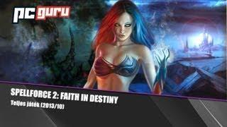 Októberi teljes játék: SpellForce 2: Faith in Destiny