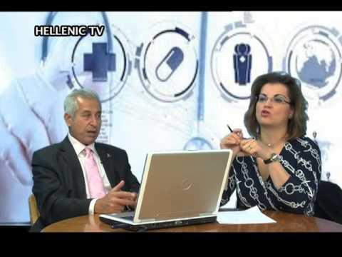 ΘΕΜΑΤΑ ΥΓΕΙΑΣ ΜΕ ΤΗΝ ΔΡ. ΚΙΚΗ ΣΟΝΙΔΟΥ 3on Dr Naim Kadoglou-Consultant Breast&General Surgeon