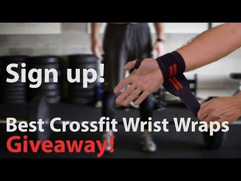 Best crossfit wrist wraps Giveaway! WinWristWraps.info
